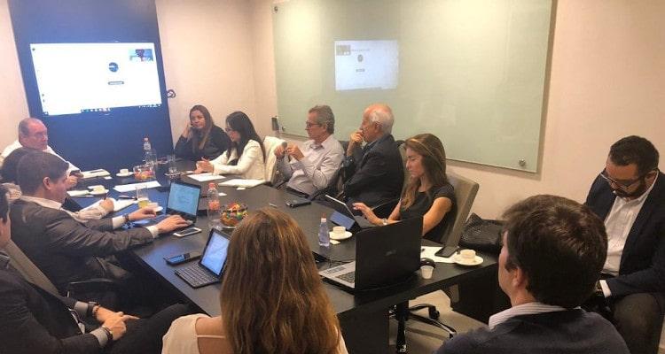 3ª Reunião das Empresas Integradas do HubUNION