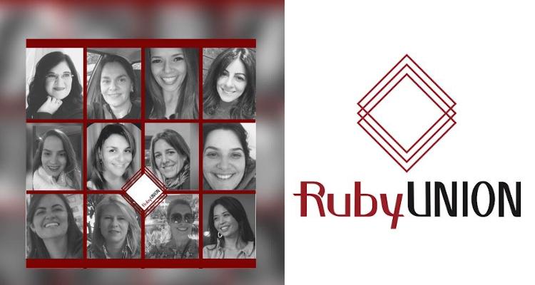 """RubyUNION – O nosso time de """"Executivas Poderosas"""""""